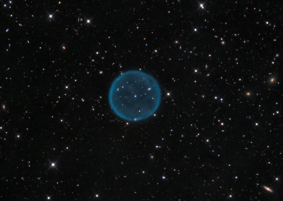 """Henüz teleskopların detaylı gözlemler için yeterli olmadığı zamanlarda gezegen olup olmadığı belli olmadığı için bu tür gökcisimleri """"gezegenimsi bulutsu"""" olarak adlandırılmışlardır."""