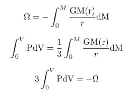 Virial Teoremi Denklem 7