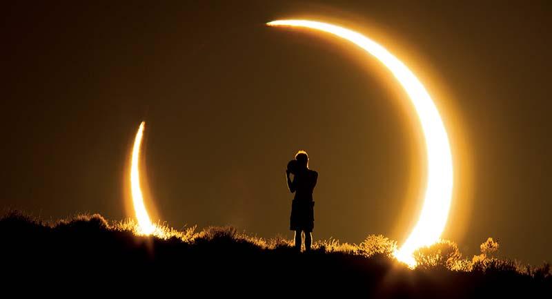 Annular Eclipse kapak