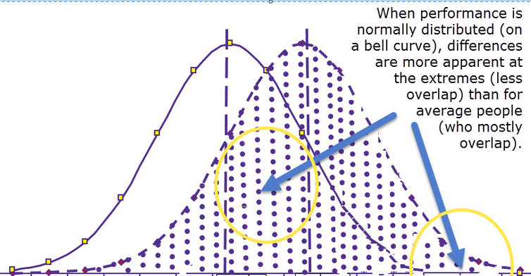 statistics normal distribution bell curve