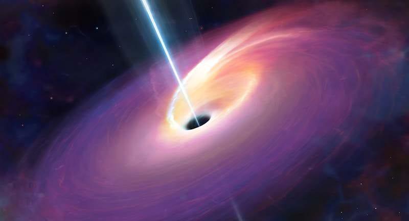 accretion disk jet kapak
