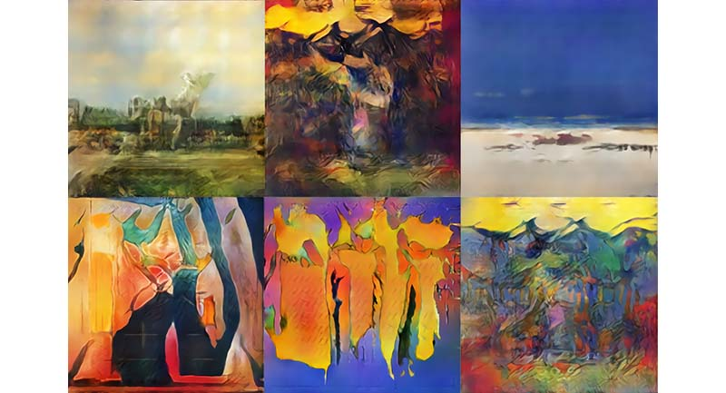 AI painter cover