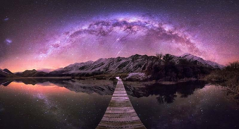milky way cover