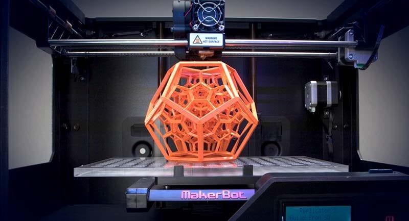 3D Yazıcı Parçaları (Malzemeleri, Elemanları)