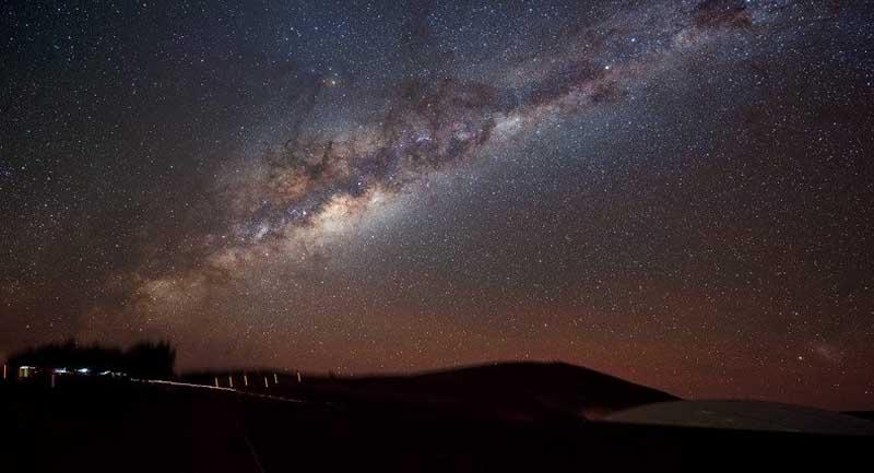 Galaksimizdeki atomlar