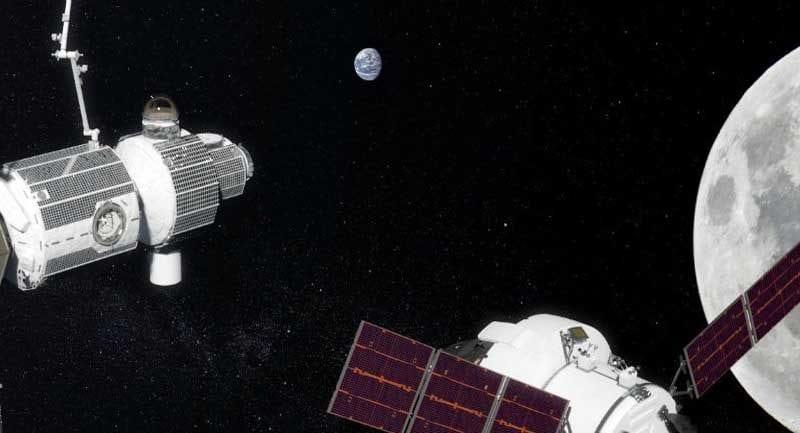 Rusya ve Amerika İlk Ay İstasyonu İçin Beraber Çalışacak!