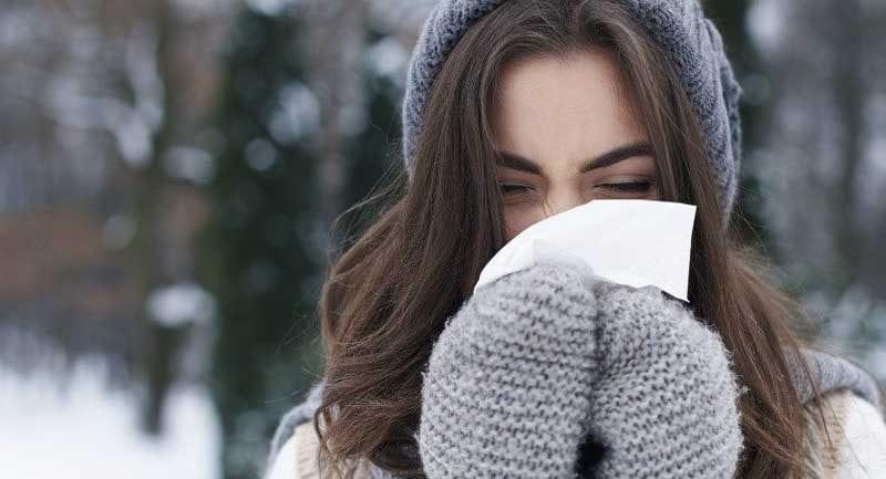 Soğuk Havalarda Burnumuz Neden Akar?