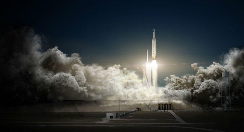 Falcon Heavy başarıyla fırlatıldı! Sıradaki Durak: Mars