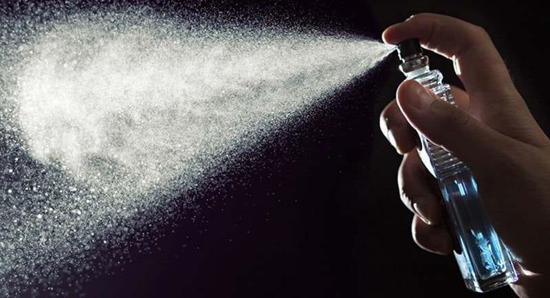 Parfüm ve Şampuanlar Havayı Otomobillerden Fazla Kirletiyor Olabilir!
