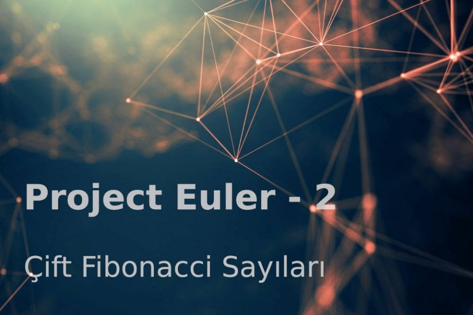 Project Euler 2 Kapak Restored