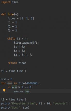 PE2 Python