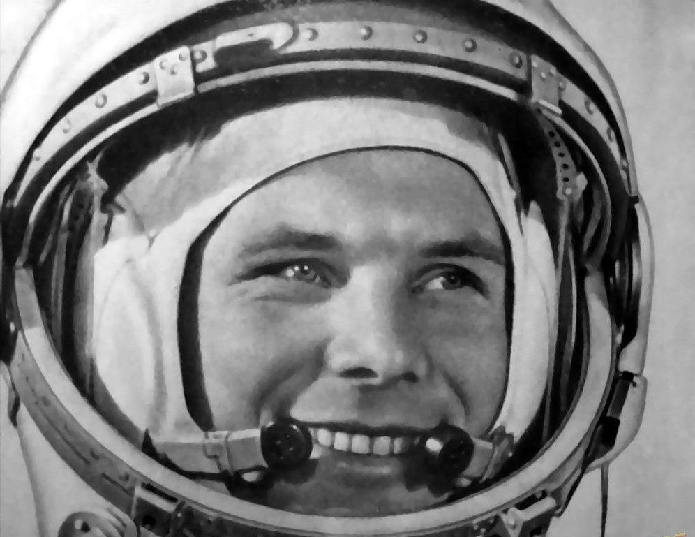 Uzaya çıkan ilk insan; Yuri Gagarin
