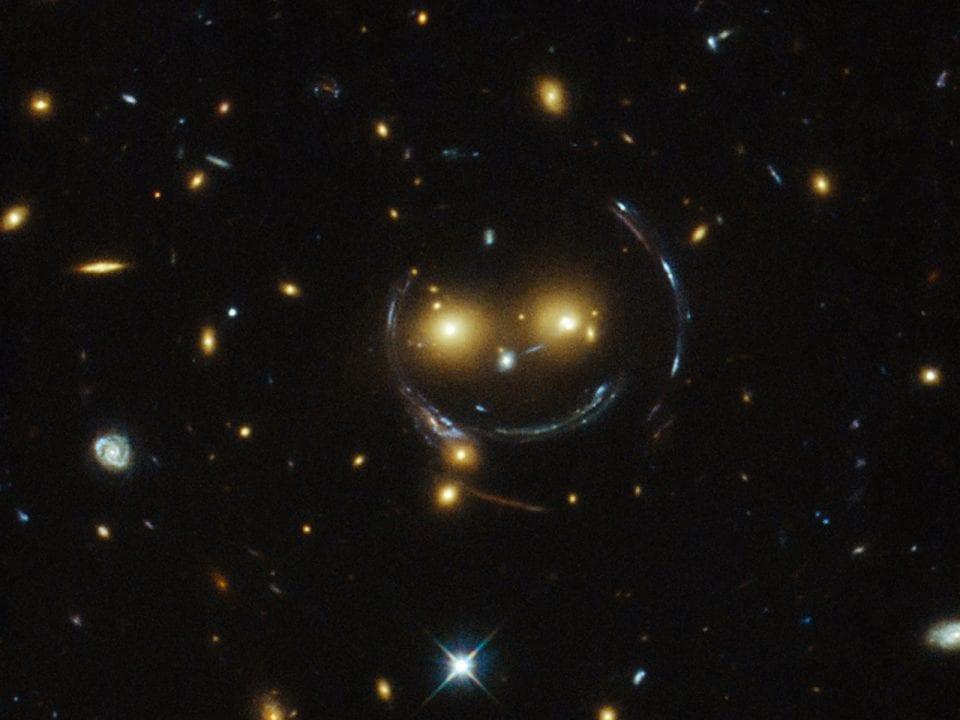 gravitational lensing