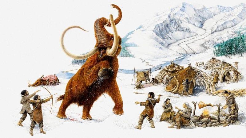 mamut_avlayan_insanlar