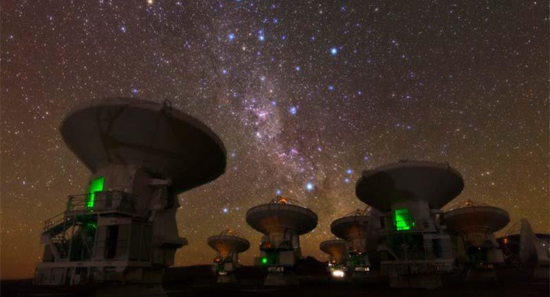Photo of Görsel Bölge Dışı Astronomi: Giriş