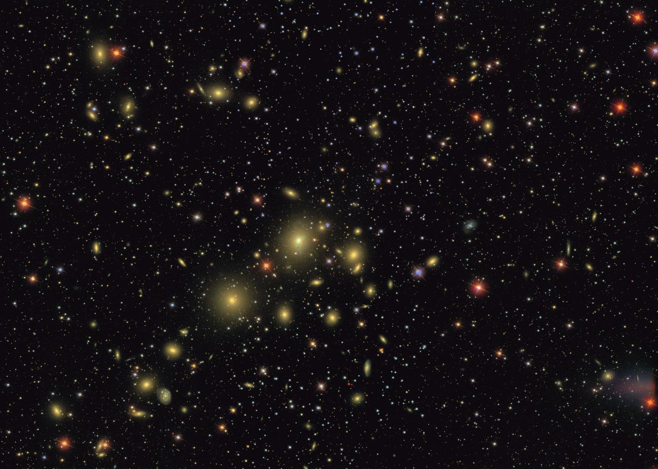 Photo of Galaksi Kümeleri: Kahraman (Perseus) Kümesi