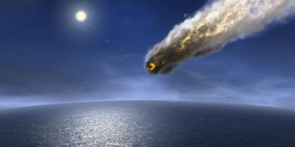 Photo of Okyanusa Düşen Bir Asteroit Tsunami Yaratabilir Mi?