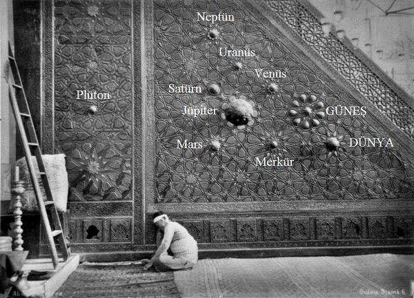 Photo of Ulu Cami'nin Minberinde Güneş Sistemi Var Mı?
