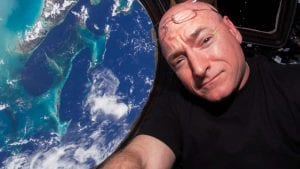 Scott Kelly, Uluslararası Uzay İstasyonu'nda