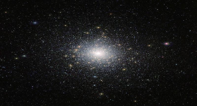 Photo of 47 Tucanae (NGC 104) Küresel Yıldız Kümesi