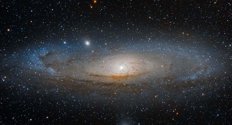 M31 by Jacob Bers