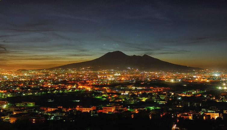 Vezüv Dağı (Shutterstock)