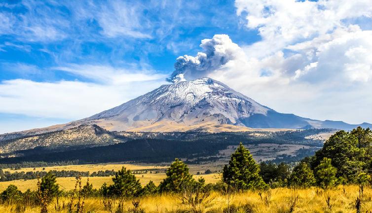 Popocatepetl (Shutterstock)