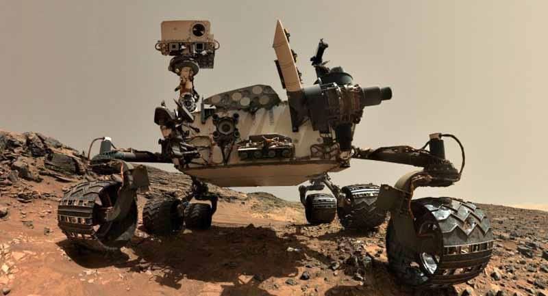 Photo of Güneş İletişimimizi Engellediği İçin Curiosity Mars Tatiline Çıkacak!