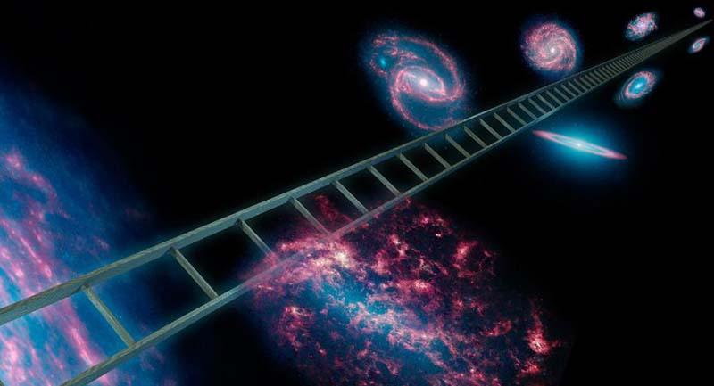 cosmic ladder cover
