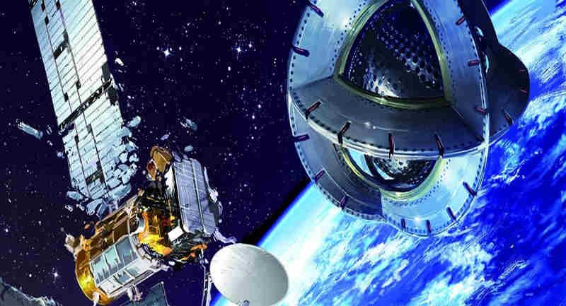 Photo of Uzay Çöpleri Güçlü Manyetik Işınlar ile Temizlenecek!