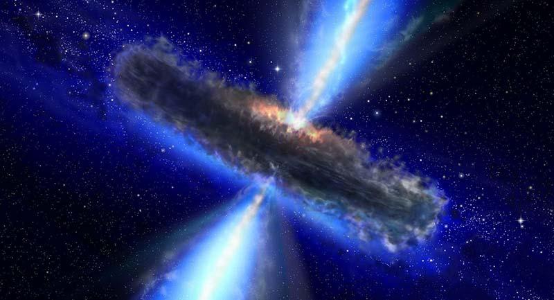 Photo of Kozmoloji: Aktif Galaksi Çekirdeği (AGN)