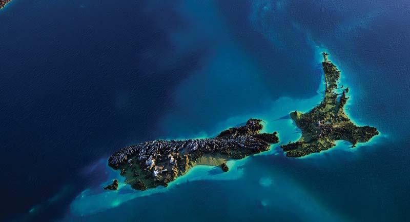 Photo of Saklı Kıta Zealandia İçin Bilimsel Çalışma Başlıyor!