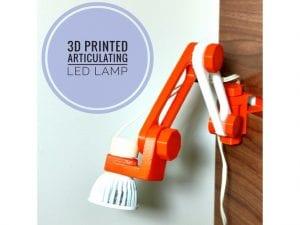 3d printed led lamp Yurtdışından 3D Yazıcı Almak