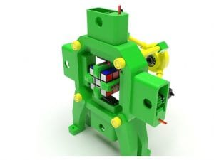 3d printed rubic cube solver Yurtdışından 3D Yazıcı Almak