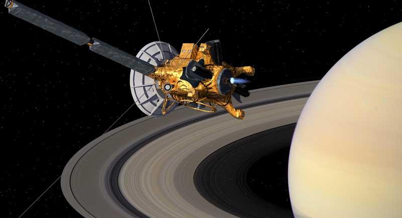 Photo of Elveda Cassini: Uzay Aracı Cassini Görevinin Sonuna Geldi!