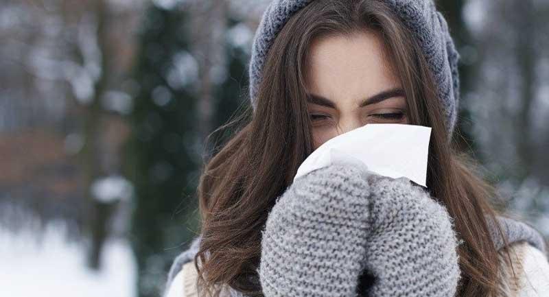 Photo of Soğuk Havalarda Burnumuz Neden Akar?