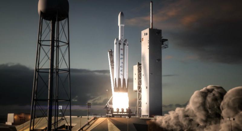 Falcon Heavy Mining