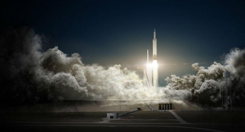 Photo of Falcon Heavy başarıyla fırlatıldı! Sıradaki Durak: Mars
