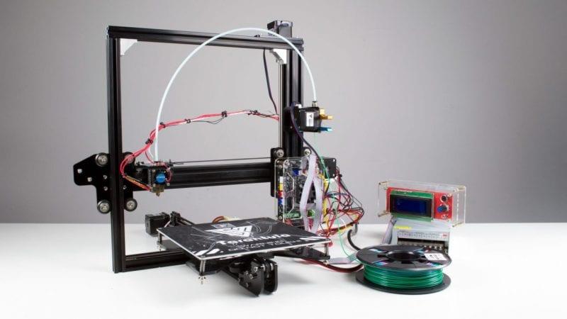 tevo tarantula 3D Yazıcı (Printer) Nedir, Nasıl Çalışır?