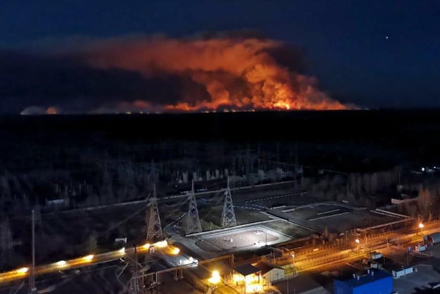 Photo of Çernobil Yangını: Radyasyon Türkiye'yi Etkileyecek Mi?