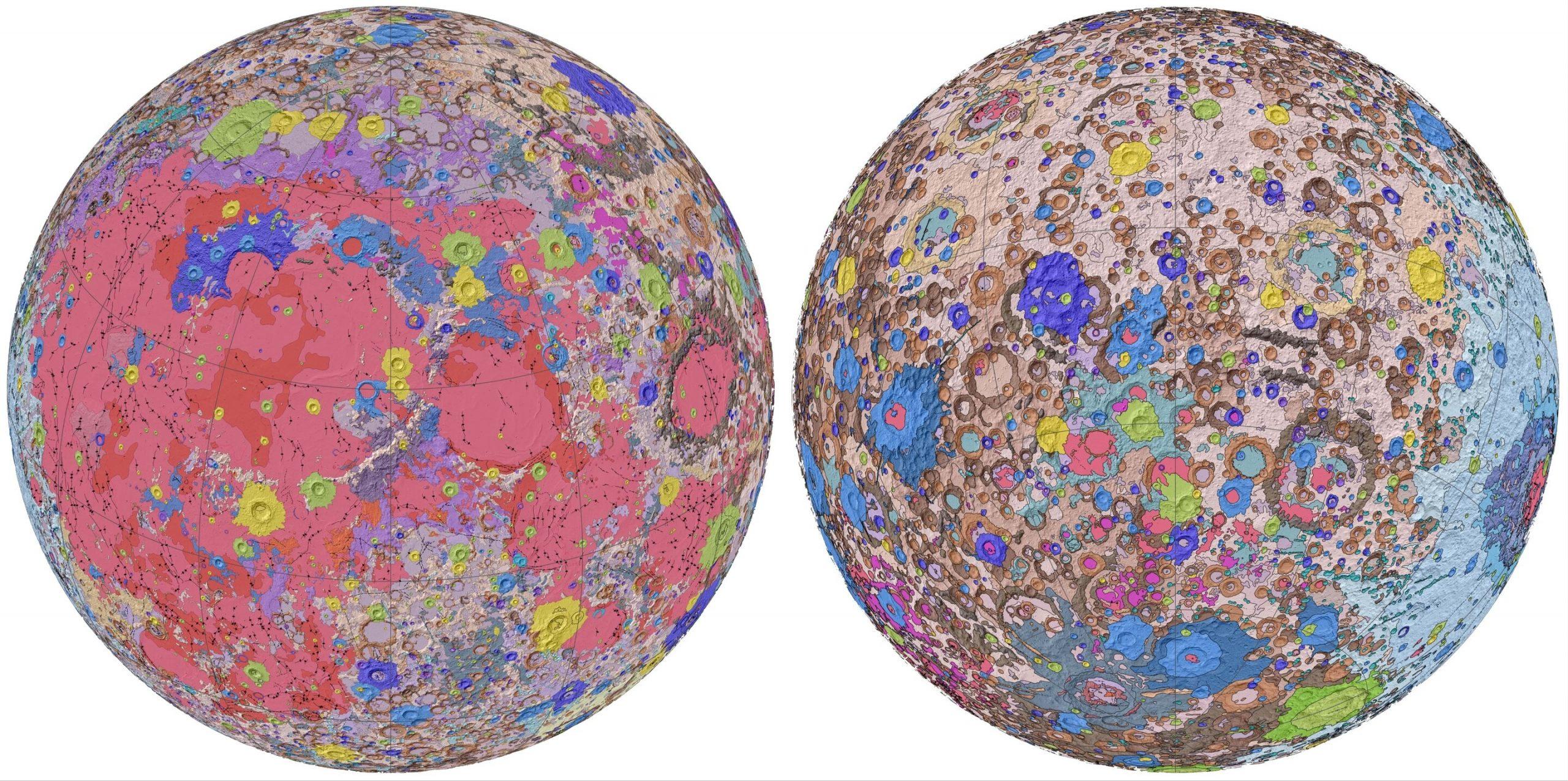 Photo of Ay'ın Jeolojik Haritasını Görmeye Hazır Mısınız?