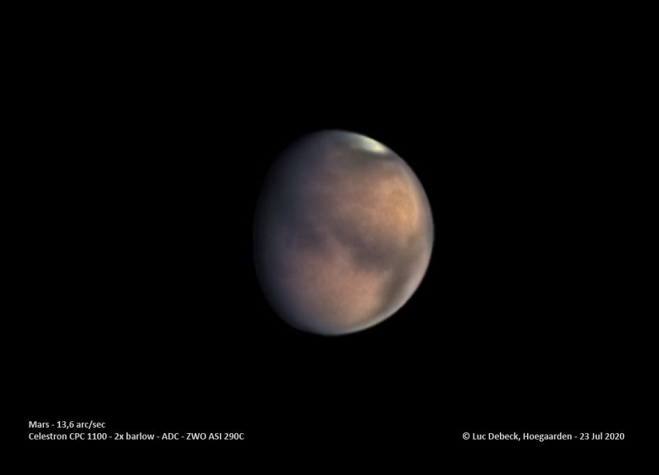 Kızıl Gezegen Mars Syrtis Major Jezero Krateri NASA