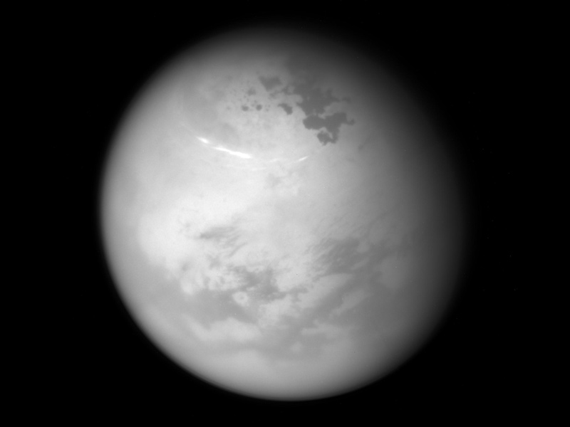 satürn uydusu titan