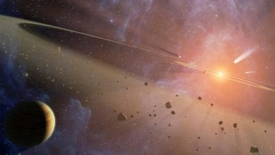 asteroit kuşağı nerede nedir
